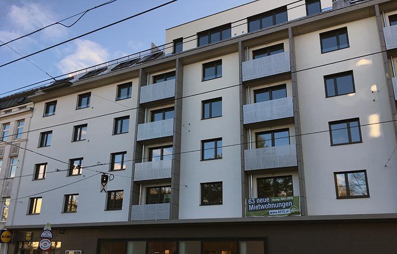 Real Invest Austria Immobilienportfolio Bank Austria Real Invest